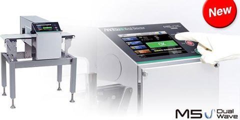 Máy dò kim loại cho ngành thực phẩm ANRITSU model M5