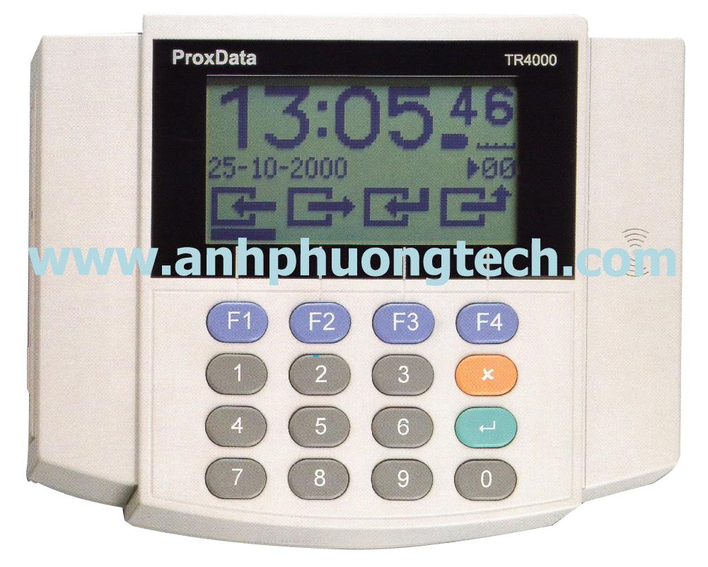 Máy chấm công thẻ cảm ứng Giga-TMS Promag TR4030RU