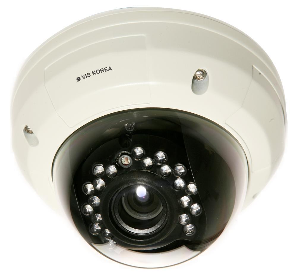 Camera Dome hồng ngoại VIS600-IDV25L