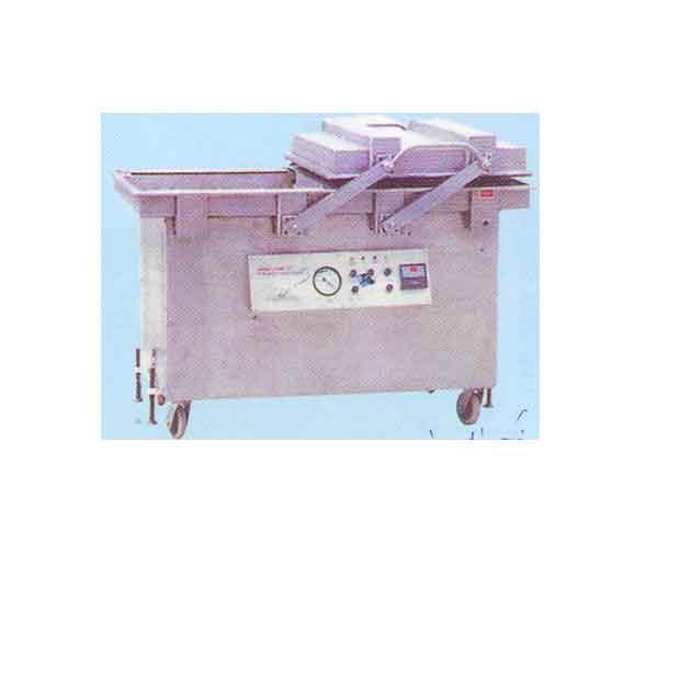 Máy đóng gói trong chân không 2 buồng HN-DZP500