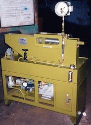 Thiết bị thử ống áp lực