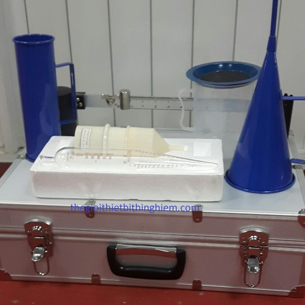 Bộ thiết bị thí nghiệm dung dịch Bentonite