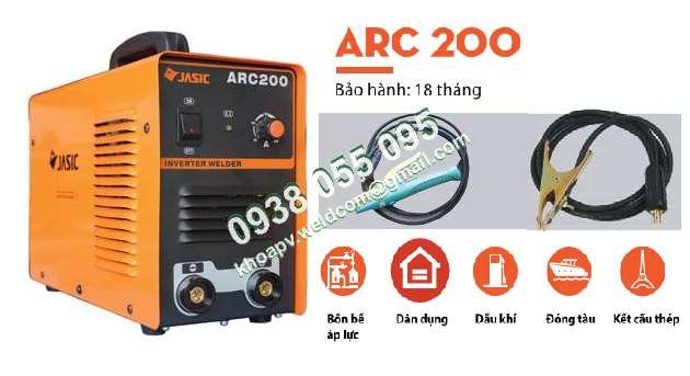 Máy hàn hồ quang ARC200