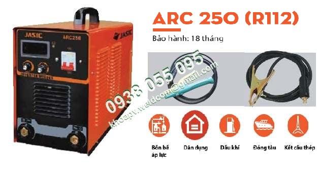 Máy hàn que ARC 250 (R112)
