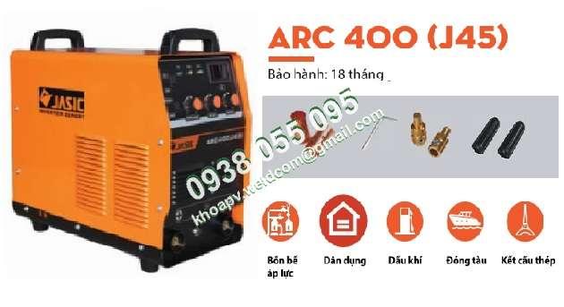 Máy hàn hồ quang Jasic ARC 400 (J45)