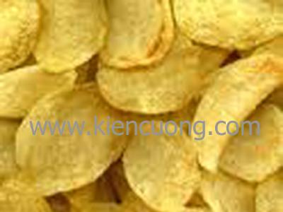 Dây chuyền công nghiệp sản xuất khoai tây chiên