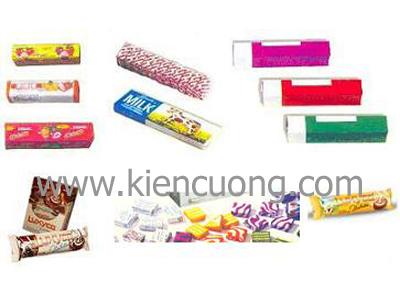 Dây chuyền sản xuất kẹo Hi-Chew