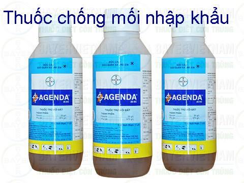 Thuốc diệt mối Agenda 25 EC