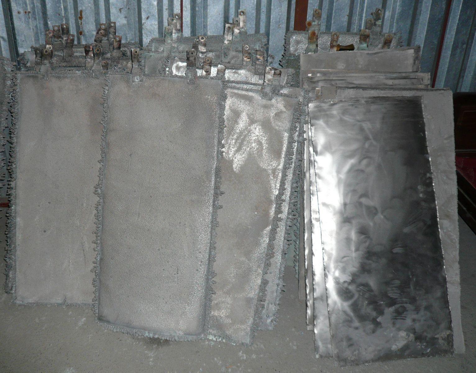 Kim loại Niken dùng chế tạo hợp kim chất lượng cao
