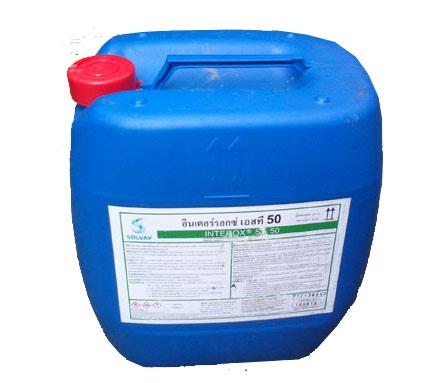 Chuyên cung cấp Hydrogen peroxide 50% (H2O2)