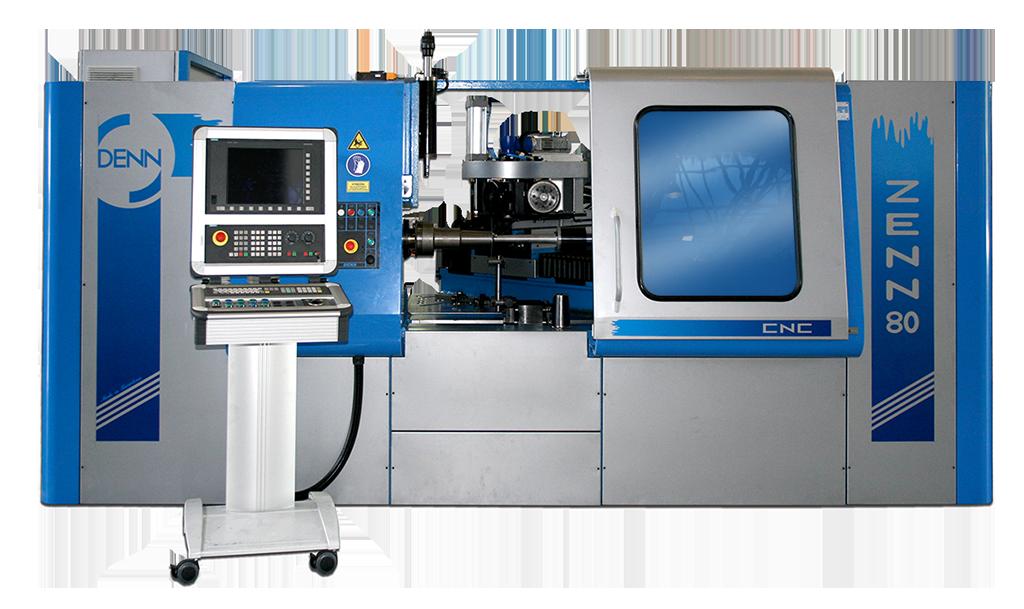 Máy tiện miết ZENN-130 CNC