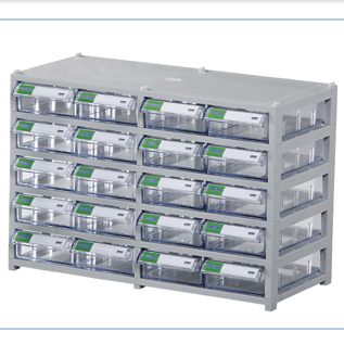 Tủ đựng linh kiện 20 ngăn Hàn Quốc CA 508