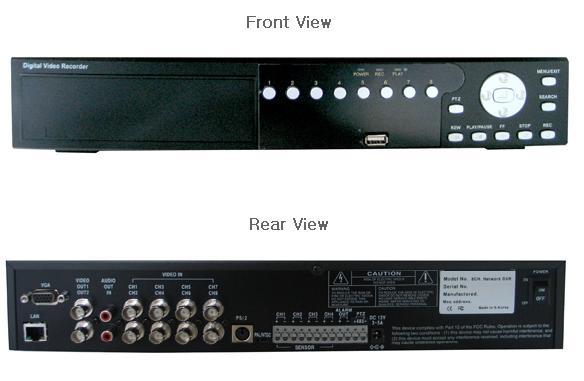 Digital Video Recoder - OHS Series