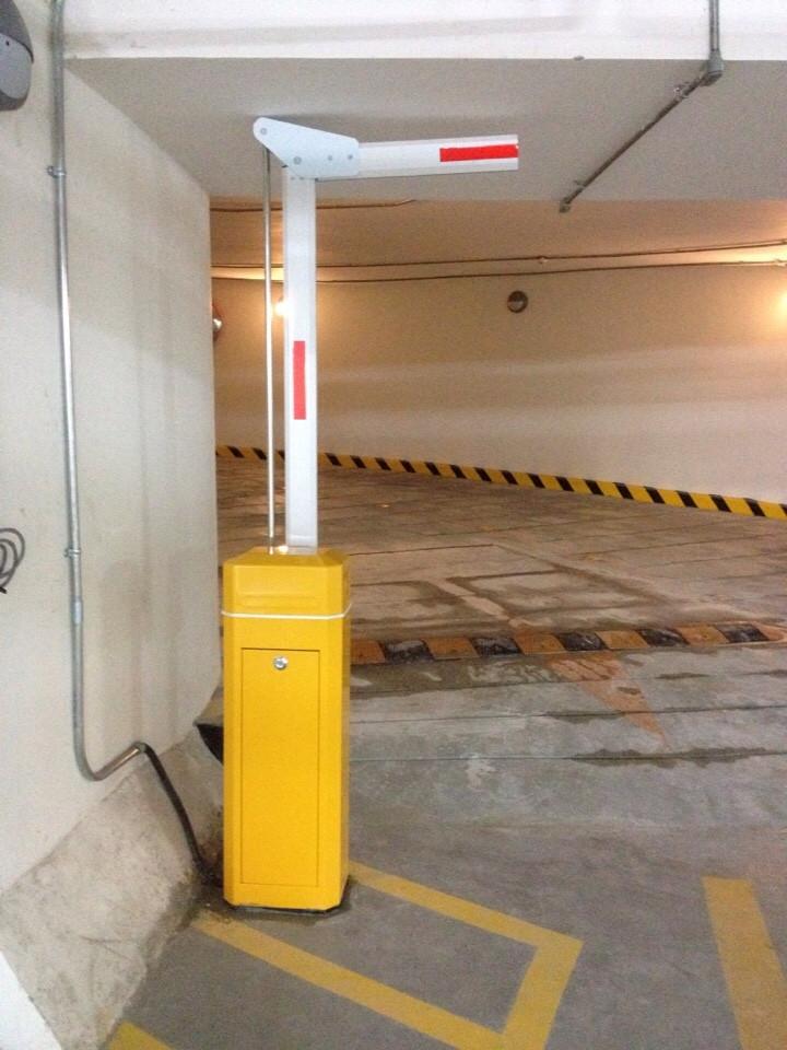 Thanh chắn barrier tự động