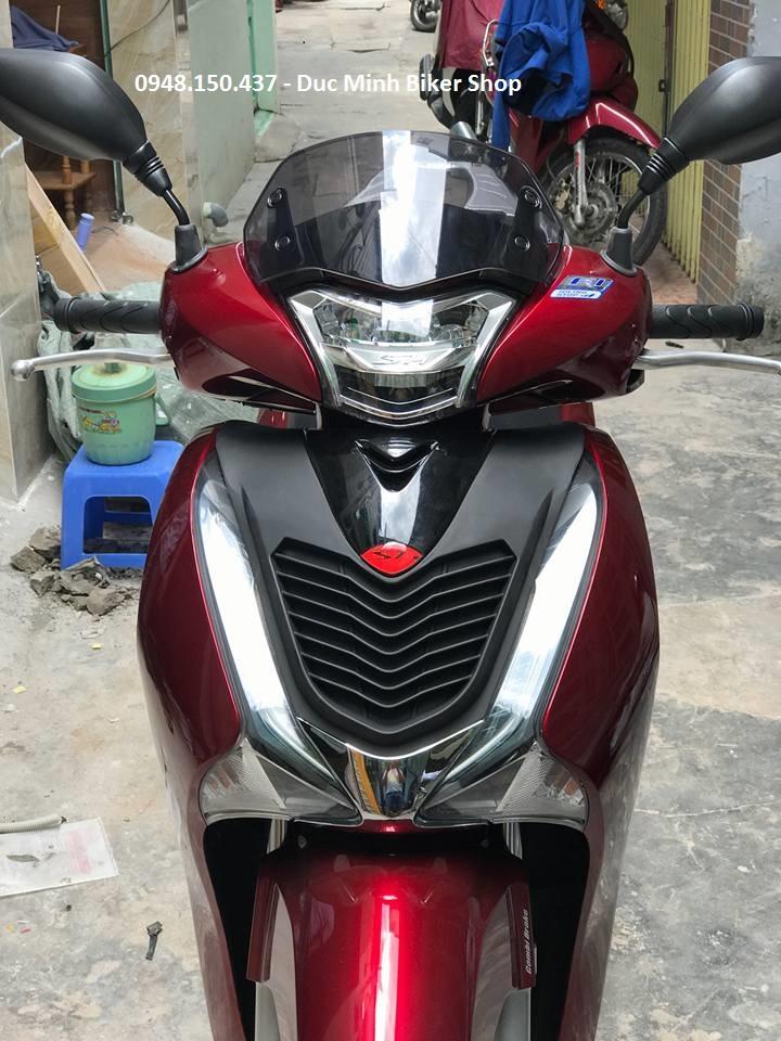 Mặt nạ xe máy SH 2017