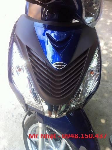 Mặt nạ xe máy Vision