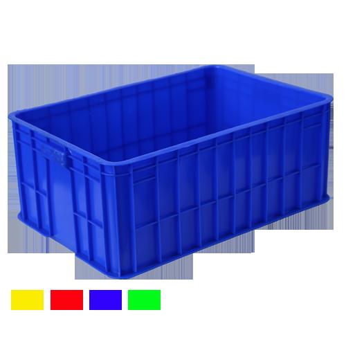 Thùng nhựa đặc VN03-HK (Sóng bít - Thùng nhựa bít)