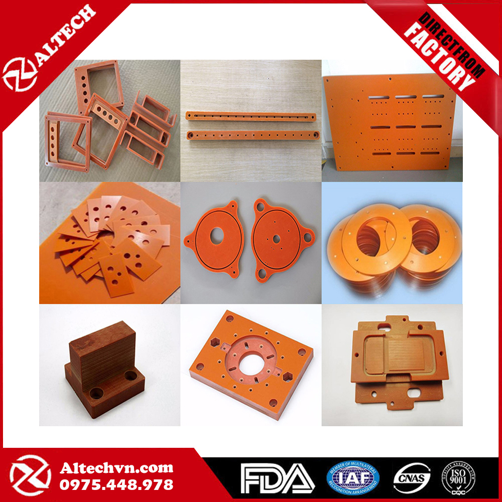 Tấm nhựa Bakalite - Trung Quốc