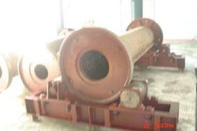 Công nghệ sản xuất ống bê tông ly tâm