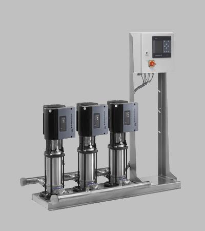 Bơm tăng áp Hydro MPC, Hydro Multi-E/-S, Hydro Solo-E/-S