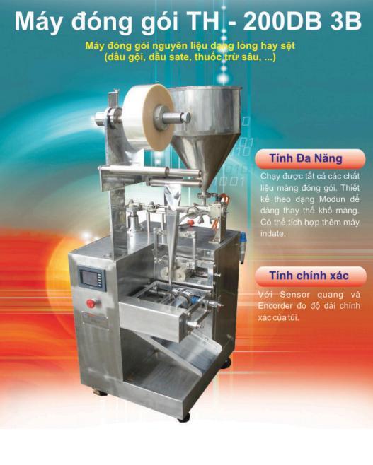 Máy đóng gói sản phẩm TH - 200DB 3B