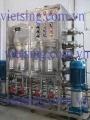 Thiết bị lọc nước cấp cho sản xuất dược RO 2 lần