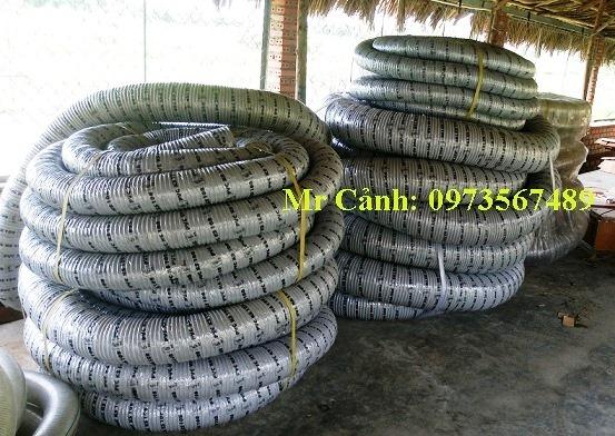 Ống nhựa mềm PVC