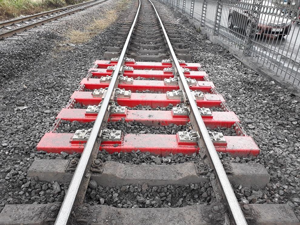 Trạm cân toa xe đường sắt