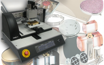 Máy khắc U-marq GEM-FX5