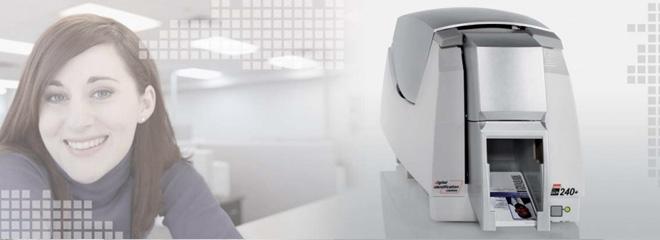 Máy in thẻ trực tiếp EDIsecure® DCP 240+ Direct Card Printer