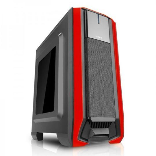 Case SAMA JAVAN 4 Red