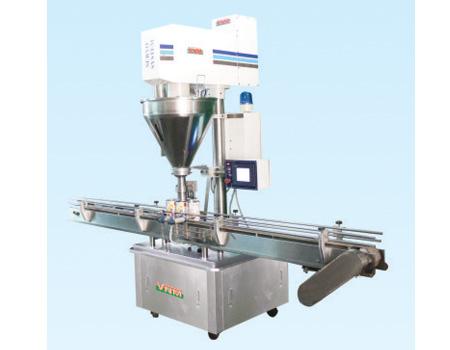 Máy định lượng bột trục xoắn tự động