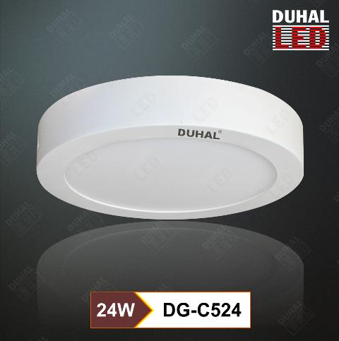 Đèn led panel Duhal SDGC524 24W