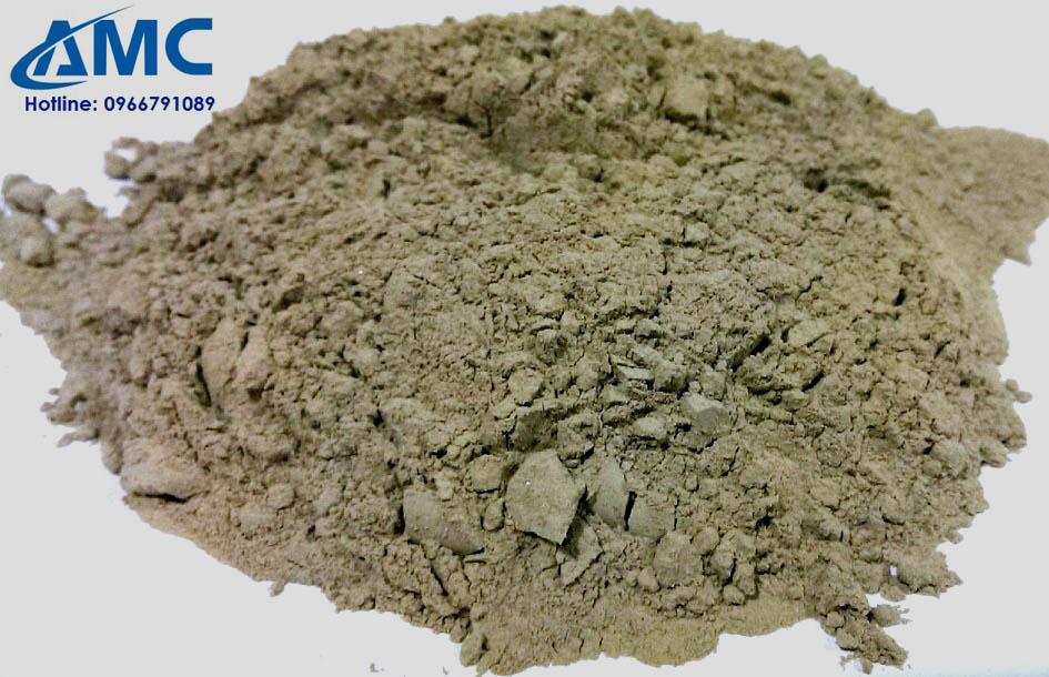 Bentonite sử dụng trong đúc gang, thép
