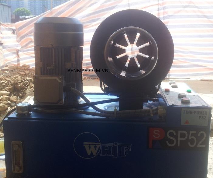 Máy ép tuy ô thủy lực SP52 (new)