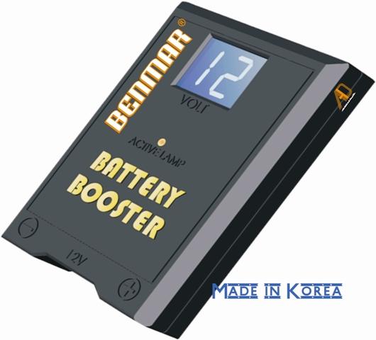 Bộ phục hồi ắc quy và ổn định nguồn điện, tăng thời gian sử dụng ắc quy đến 3 lần