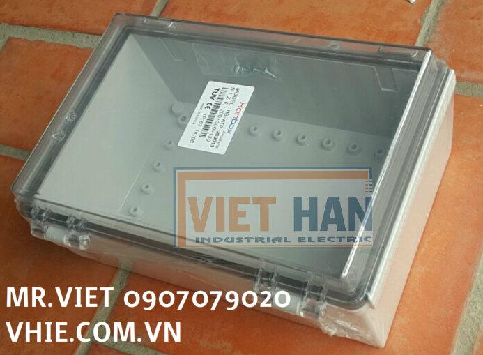 Vỏ tủ điện chống thấm nước bằng nhựa IP66/ 67