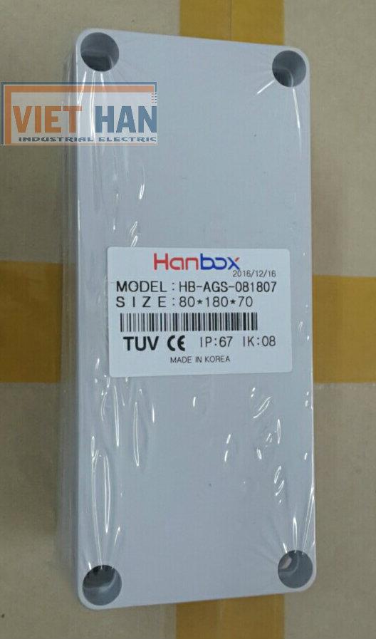Tủ điện nhựa chống thấm Hàn Quốc IP 66/ 67