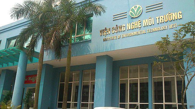 Phòng Công nghệ Thân môi trường