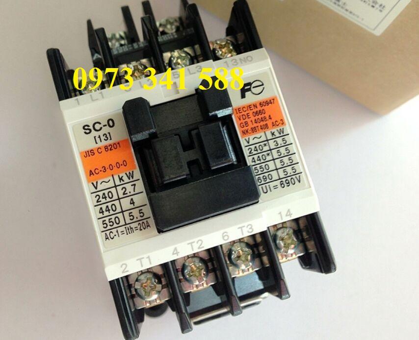Contactor Fuji SC-05