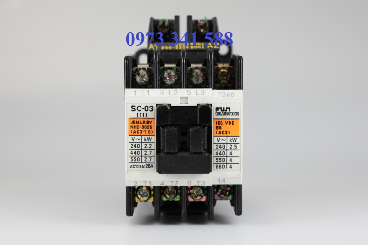 Contactor Fuji SC-N2S