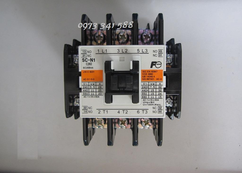 Contactor Fuji SC-N1