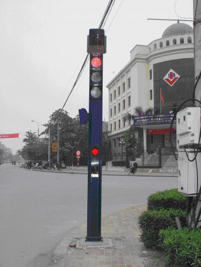 Hệ thống đèn tín hiệu điều khiển giao thông
