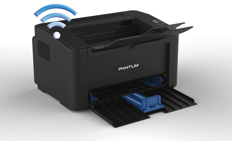 Máy in laser đơn sắc (Print/WiFi/Mobile Printing) – P2500W