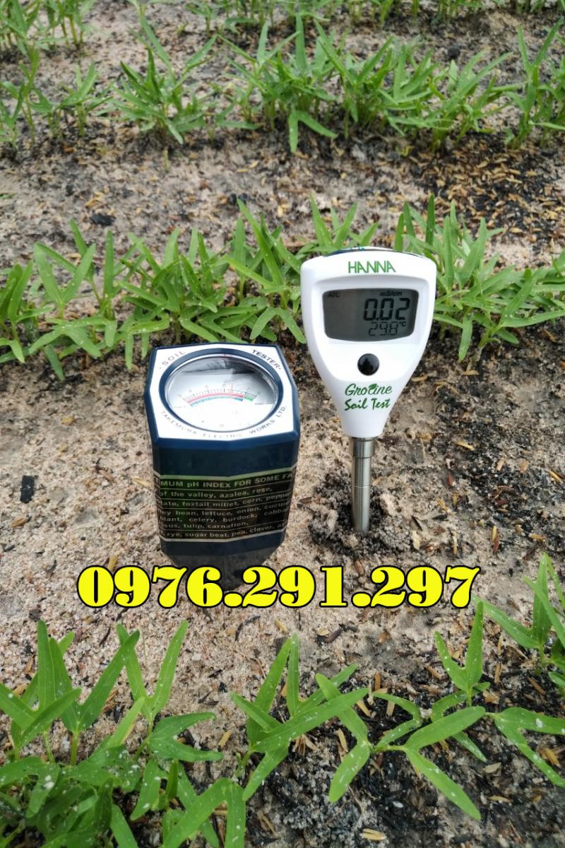 Bút đo EC đất Hi98331