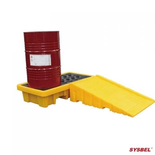 Dốc dùng cho pallet chống tràn – Poly Spill Ramp