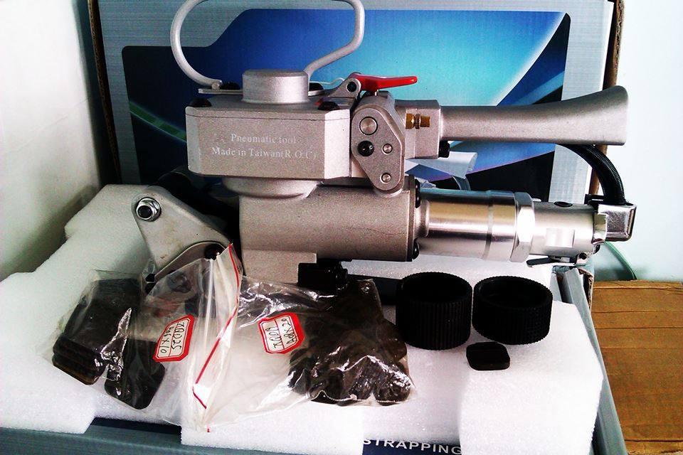 Máy đóng đai nhựa XQD-19