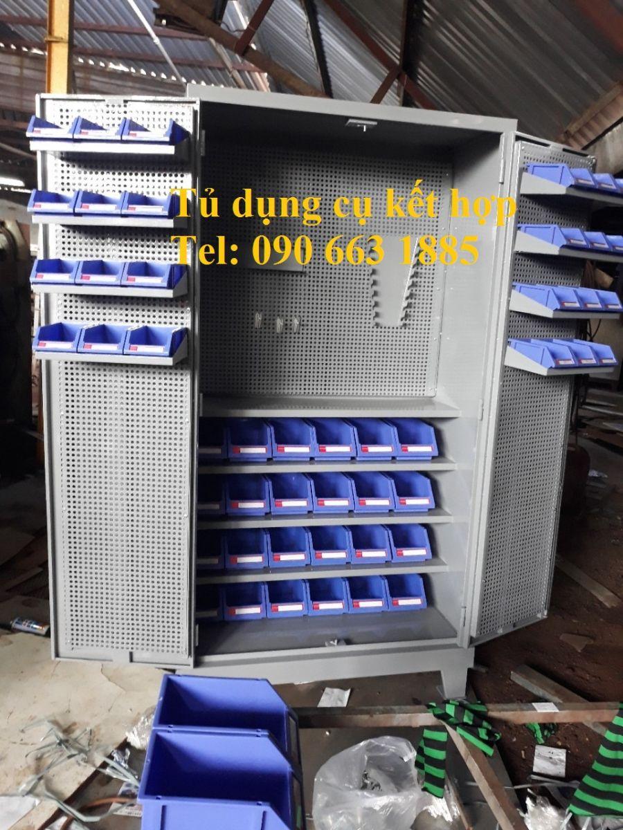 Tủ dụng cụ kết hợp đa năng trong ngành cơ khí