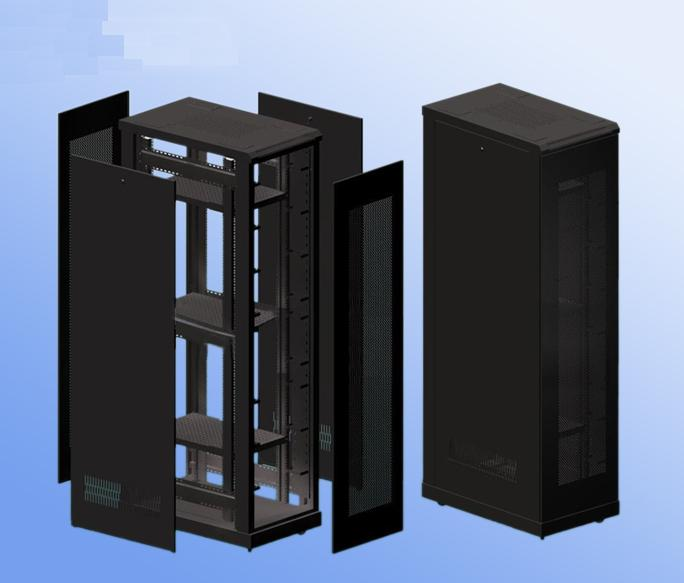Tủ Rack 27U-D1000 - FAMRACK 27U1000