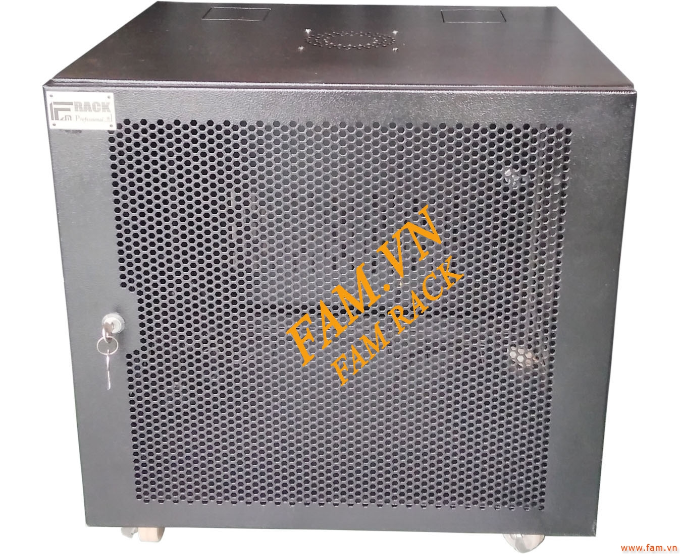 Tủ Rack 12U-D500 Tower  - FAMRACK 12U500